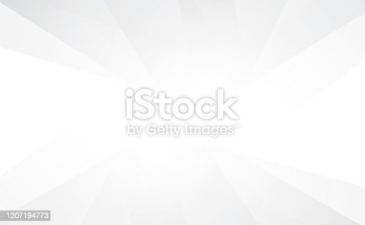 istock Grey wheel geometric technology background with gear shape. Vector abstract graphic design. 1207194773
