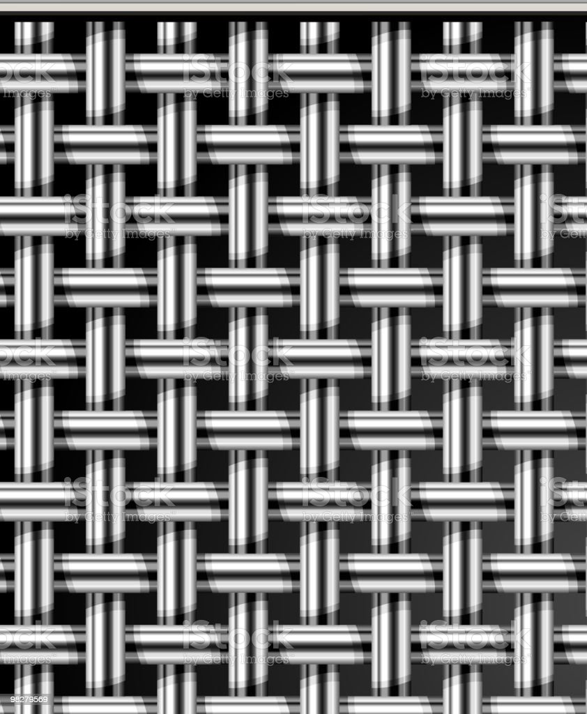 Grid background royalty-free grid background stock vector art & more images of aluminum