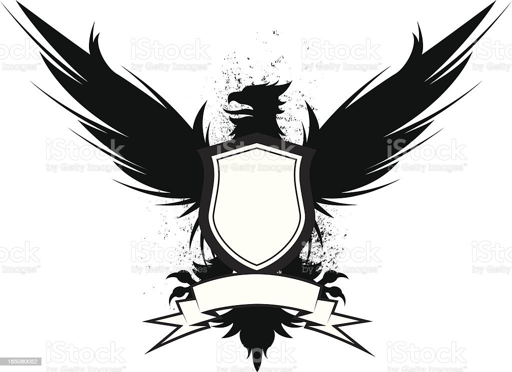 griffin banner royalty-free griffin banner stock vector art & more images of advertisement