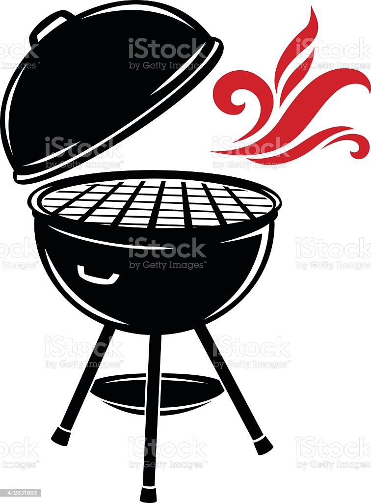 royalty free bbq grill no people clip art vector images rh istockphoto com bbq grill clipart black and white bbq grill clipart png