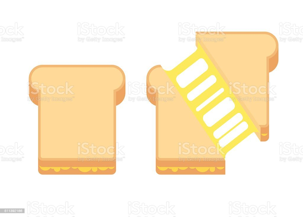 royalty free grilled cheese clip art vector images illustrations rh istockphoto com grilled cheese and tomato soup clipart grilled cheese clipart