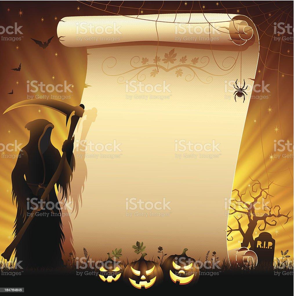 Grim Reaper List royalty-free grim reaper list stock vector art & more images of art