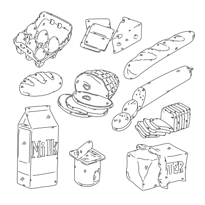 Grocery Food