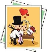 Groom Carried Bride Wedding