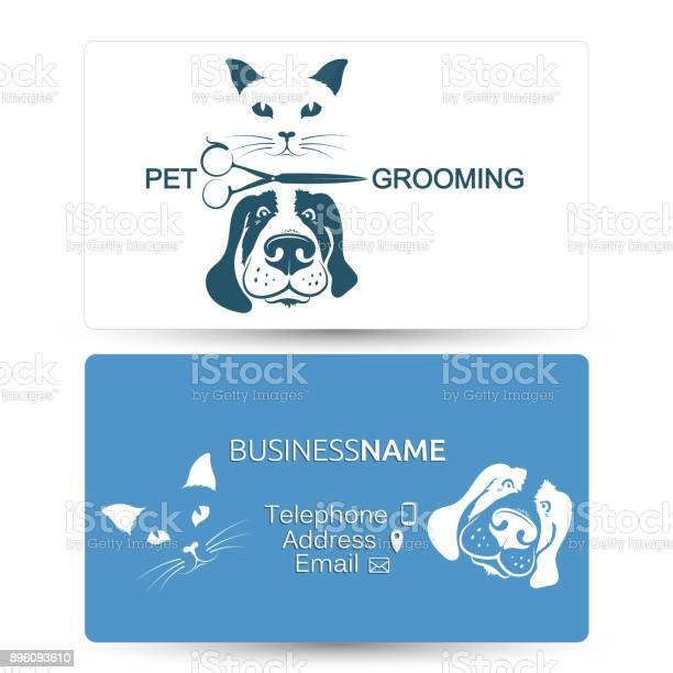 Grooming of dogs and cats business card vector id896093610?b=1&k=6&m=896093610&s=612x612&h=hnyw80mcjeyadhnduoygf7lwzivemwmzncvdjpsia4e=
