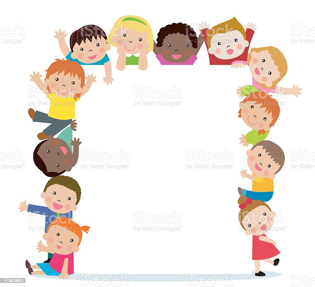 Group Of Kids And Banner Stock Vector Art & More Images Of. Letter Design Online. Scorpion Signs Of Stroke. Ult Logo. Restricted Access Decals. Custom Truck Stickers. Indifference Signs. Shayanam Murals. Risk Factors Signs Of Stroke