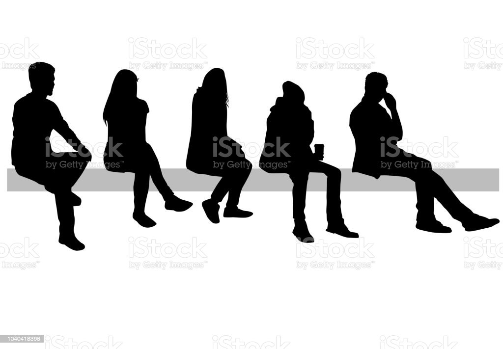 Group of people. royalty-free group of people stock illustration - download image now