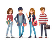 istock Group of students 913084642
