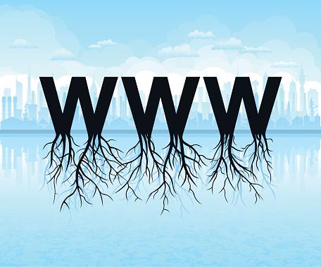 Growing Web