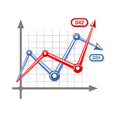 istock Growth Chart Business Composition 1334891694