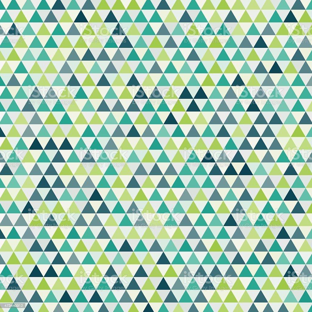 Ilustración de Patrón De Triángulo Equilátero De Crecimiento y más ...