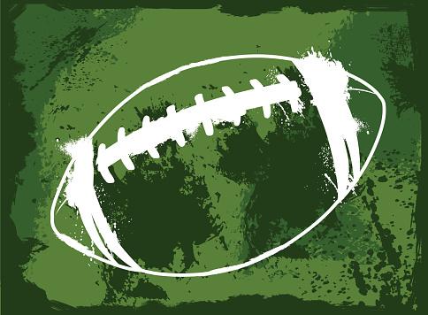 Grunge American Football