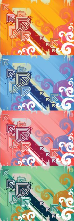 Grunge Arrow Background-vektorgrafik och fler bilder på Abstrakt