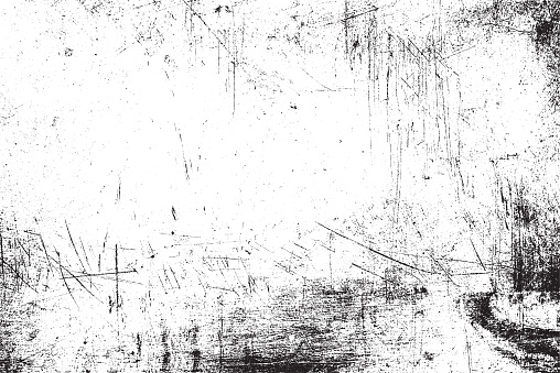 Scratches texture stock illustrations