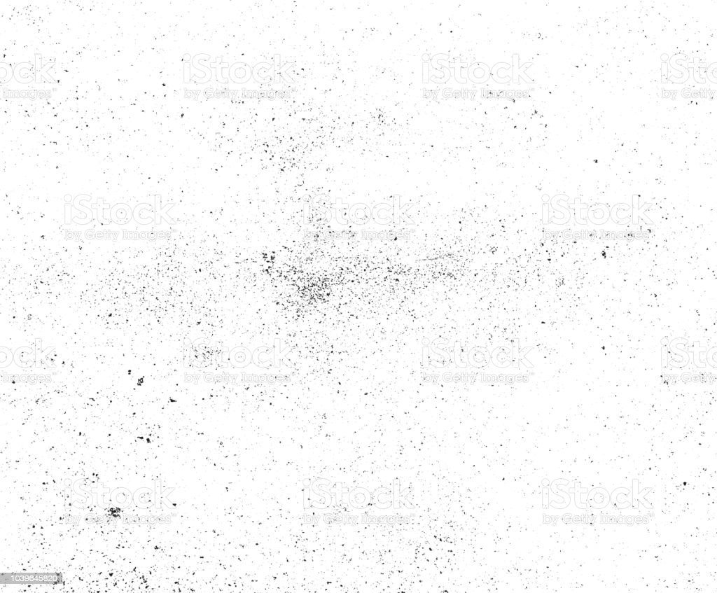 Grunge Background Texture Vector Template Stock Illustration - Download  Image Now - iStock