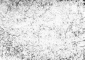 Grunge texture background. Rectangular backdrop. One color - black.