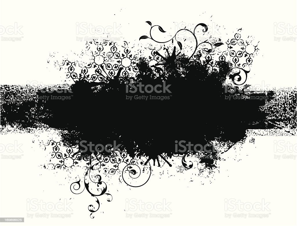 Grunge Background. royalty-free stock vector art
