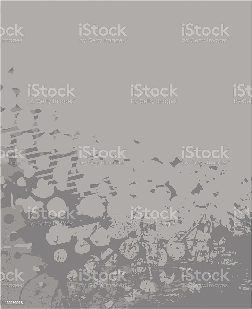 Grunge background royalty-free stock vector art
