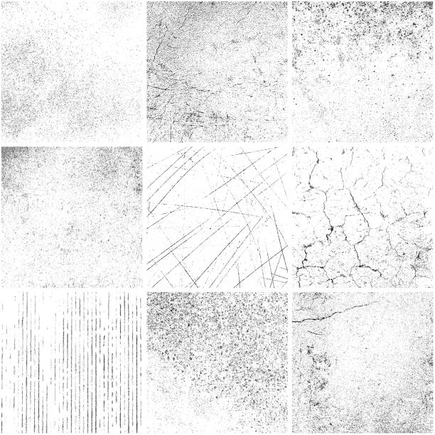grunge backgrounds - grunge background stock illustrations