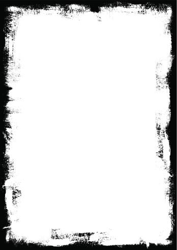 Grunge Border (vector & XXL JPG)