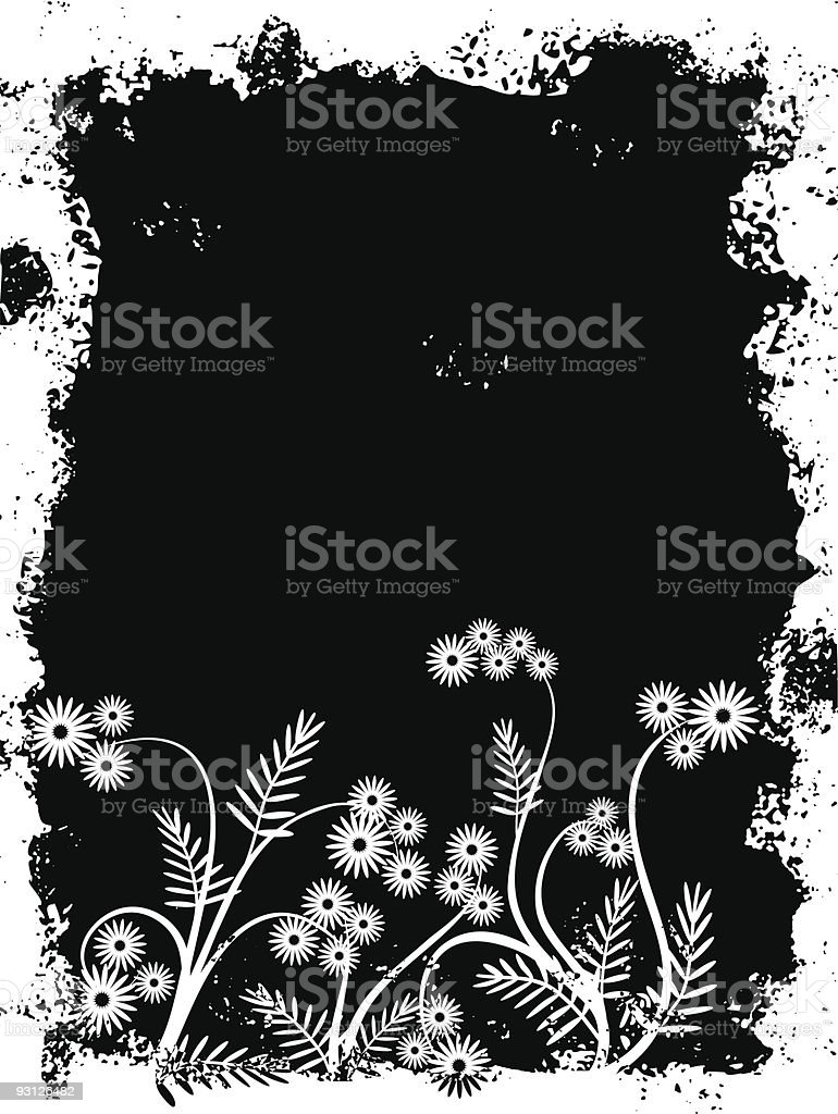 Grunge border, vector royalty-free grunge border vector stock vector art & more images of aging process