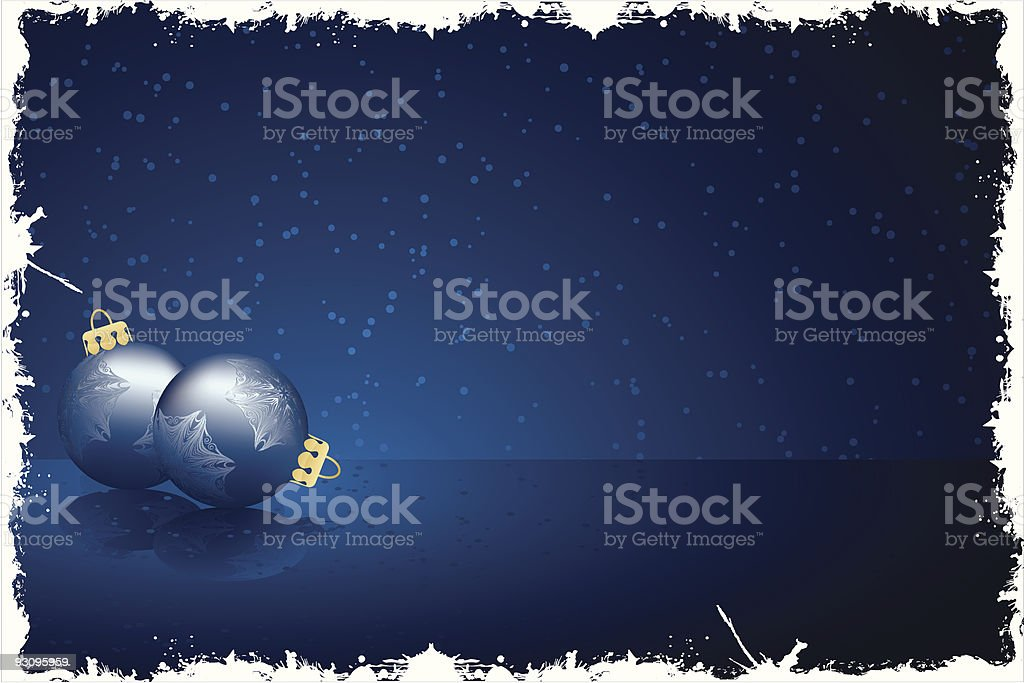 Grunge Christmas balls royalty-free grunge christmas balls stock vector art & more images of abstract