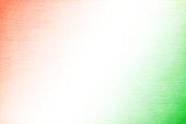 A horizontal vector illustration of diagonal three colored bands, saffron, white and green, Orange and Green coloured bands at the corners blend into the off white central diagonal band. A peaceful patriotic theme faded wallpaper. Apt for use of national festivals of India, Niger and also of Ireland and Côte d'Ivoire (Ivory Coast).