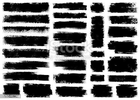 istock Grunge design elements 1265462365