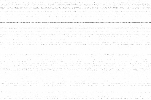 Grunge dirty photocopy texture. Horizontal stripes. Can be used for creating of retro effect in your artwork.
