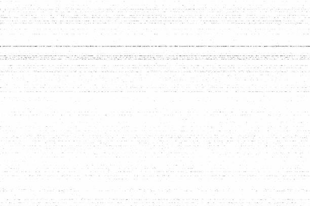 ilustraciones, imágenes clip art, dibujos animados e iconos de stock de textura de fotocopia sucio grunge. ilustración de vector, rayas horizontales - fondos arrugados