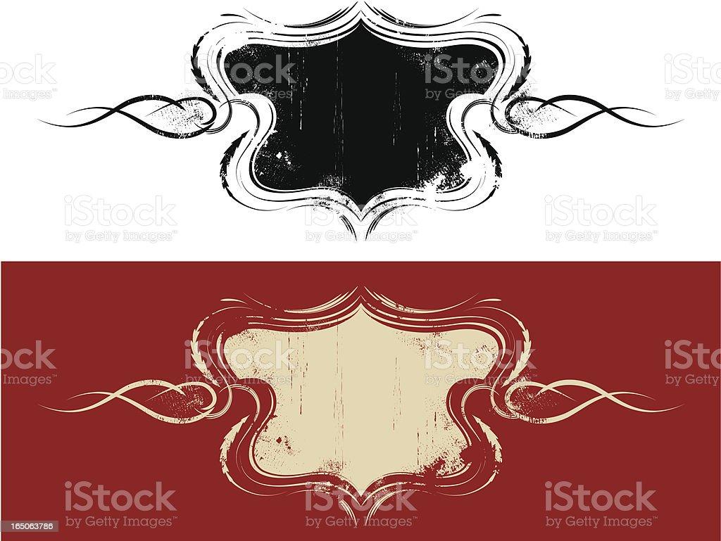 Grunge emblem royalty-free grunge emblem stock vector art & more images of cereal plant