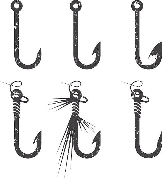 Best Treble Hook Illustrations, Royalty-Free Vector ...