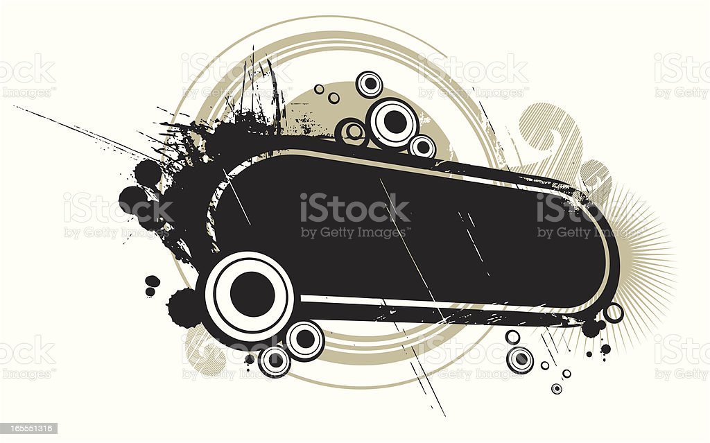 grunge frame royalty-free grunge frame stock vector art & more images of abstract