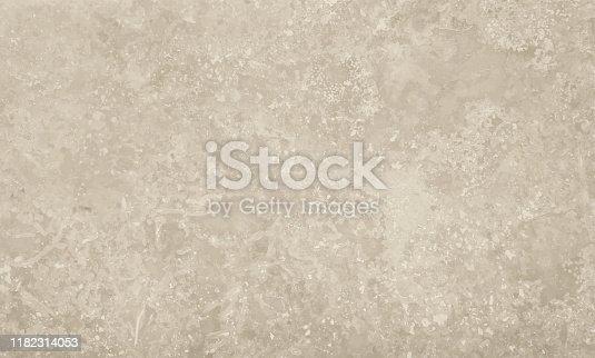 istock Grunge grey marble stone texture background 1182314053