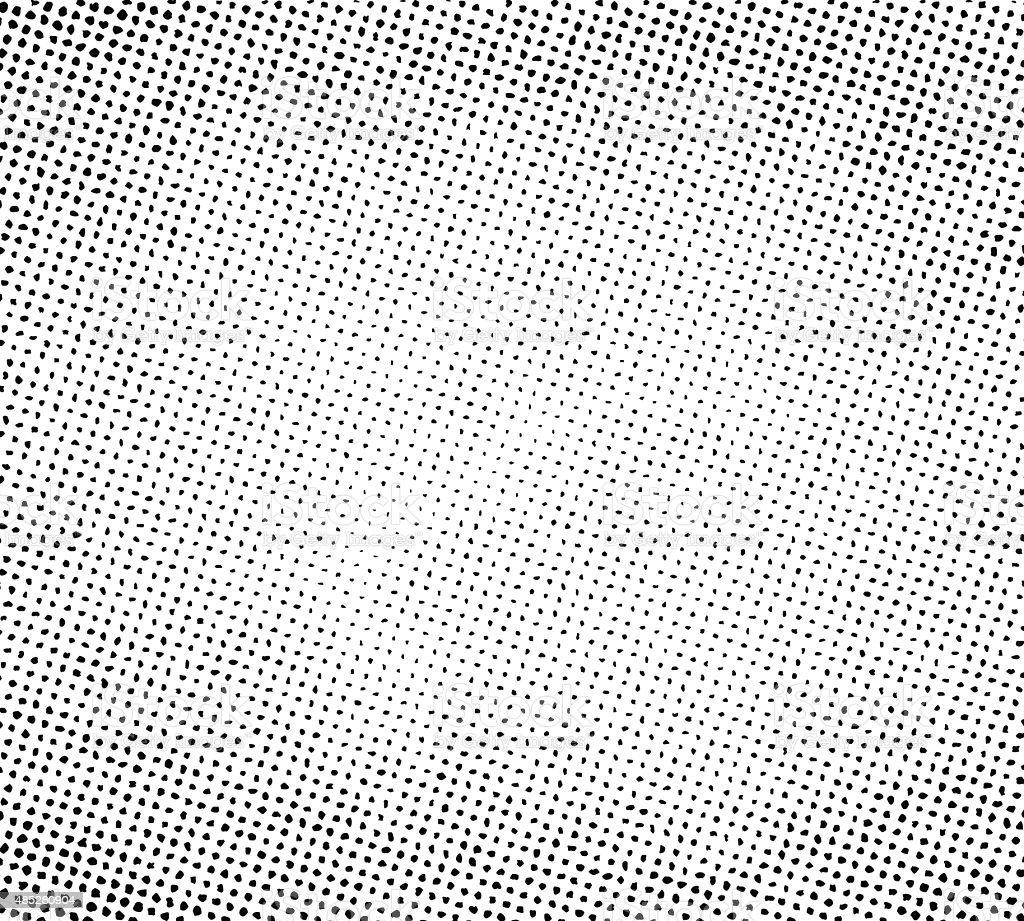 Grunge halftone print pattern background vector art illustration