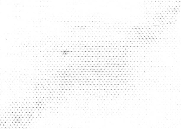 grunge halbton textur hintergrund. monochrome abstrakte vektor-overlay - verzweiflung stock-grafiken, -clipart, -cartoons und -symbole