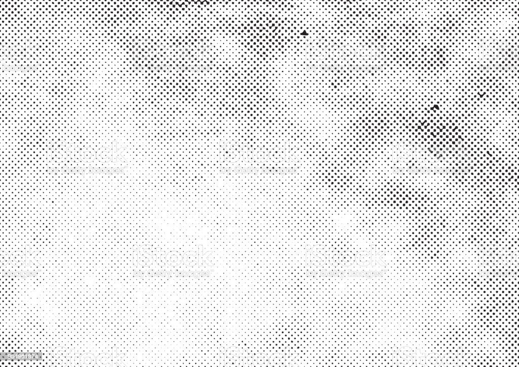grunge halftone vector print background