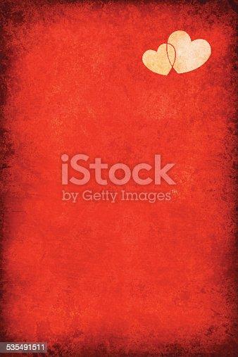 istock Grunge Love Theme Background 535491511