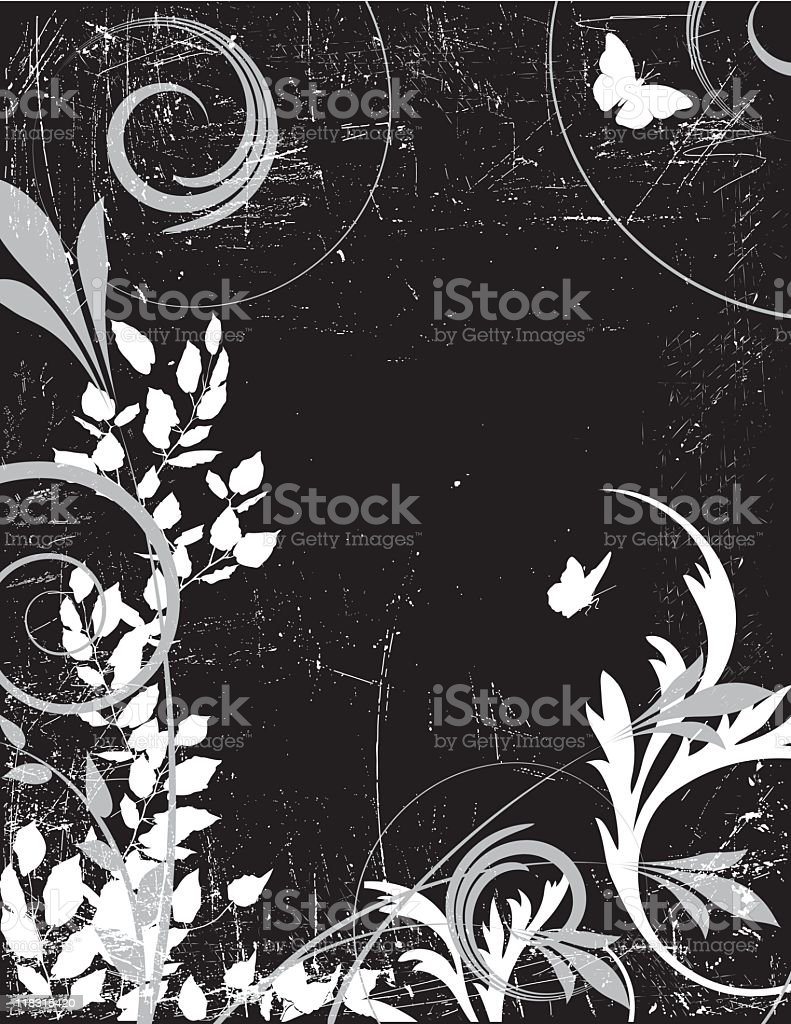 Grunge Natural Background royalty-free grunge natural background stock vector art & more images of backgrounds
