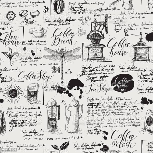 Grunge seamless background on coffee and tea theme vector id938138136?b=1&k=6&m=938138136&s=612x612&h=8zfjqtdry5xfmp76ifhf1n8u gk1 tjzscpincghv60=