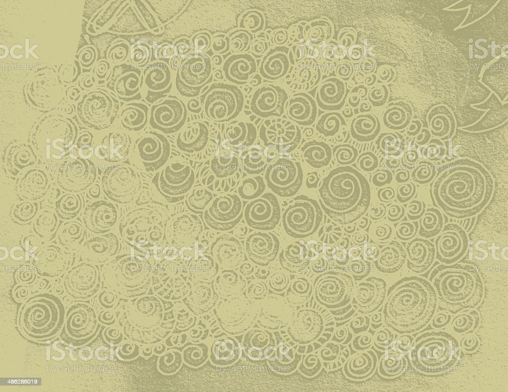 grunge spiral texture royalty-free grunge spiral texture stock vector art & more images of abstract