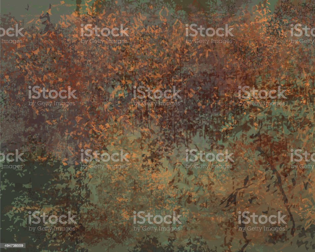Grunge texture background. vector art illustration