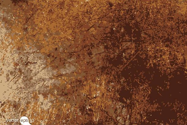grunge texture background. vector - kupfer stock-grafiken, -clipart, -cartoons und -symbole