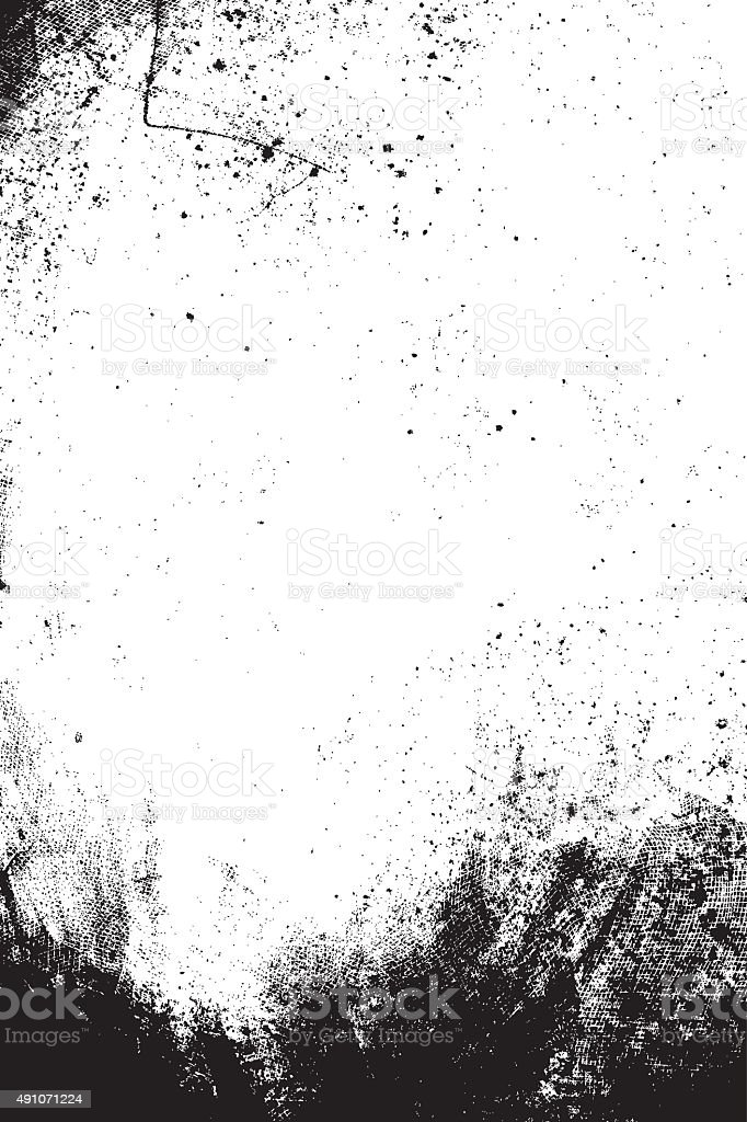 Grunge Texture vector art illustration