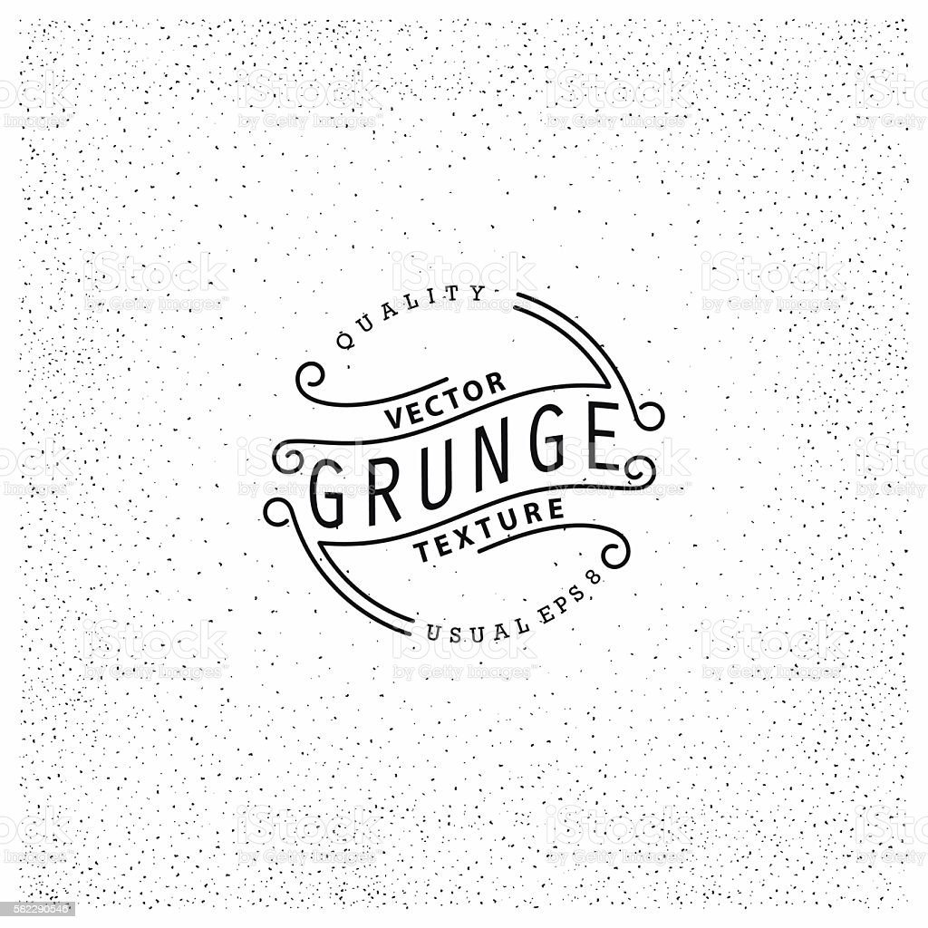Textura de Grunge  - ilustração de arte em vetor