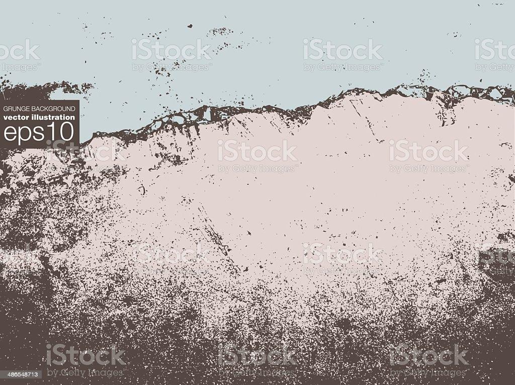 Grunge vector background illustration vector art illustration