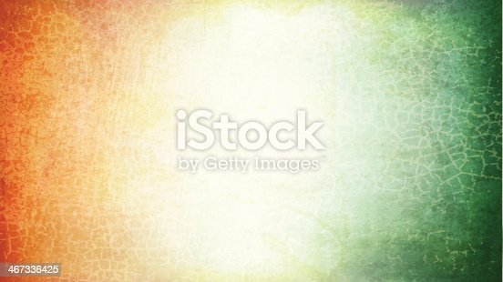 Grunge vector background with colors of flags of: India, Cote d'Ivoire, Ireland, Italy, Mexico, Niger.