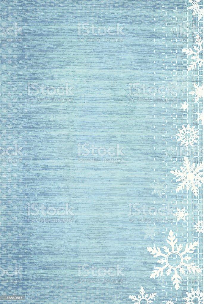 Grunge Vector Christmas Background royalty-free stock vector art