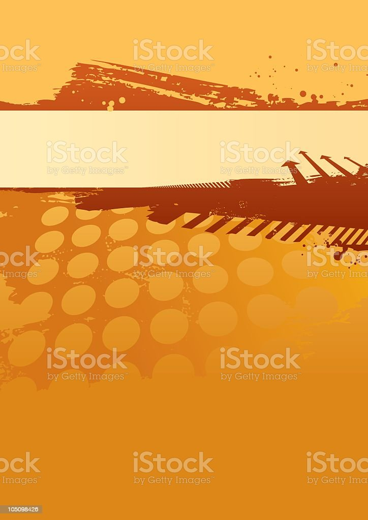 Grunge wallpaper art background royalty-free grunge wallpaper art background stock vector art & more images of abstract