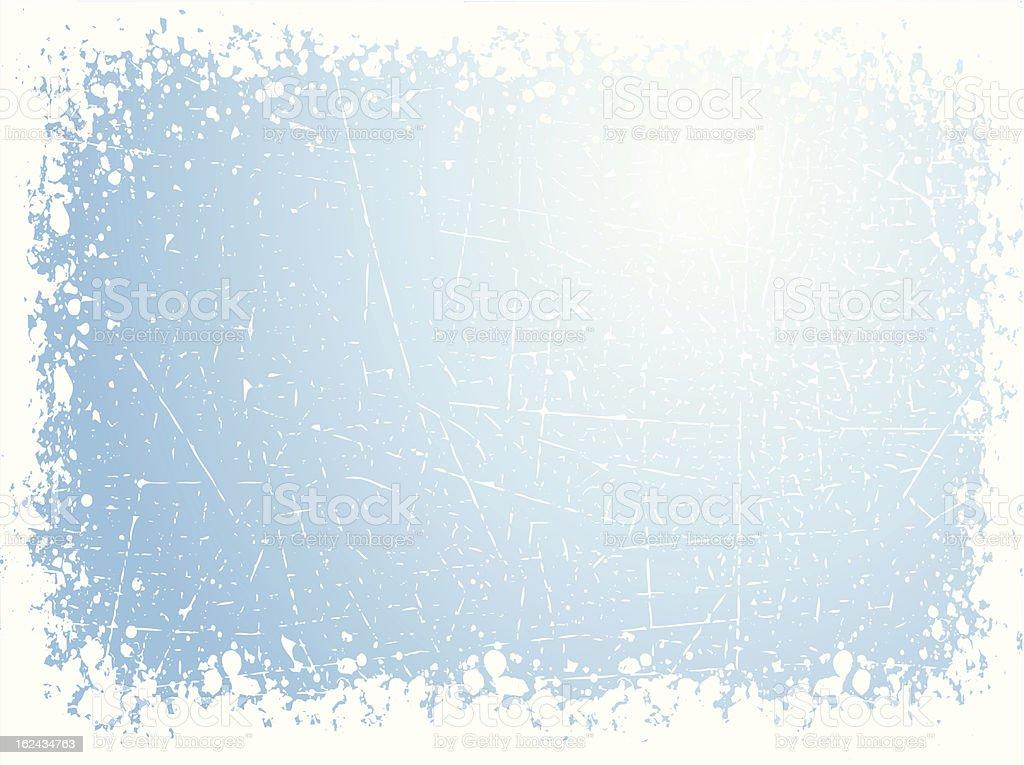 Grunge winter background royalty-free stock vector art